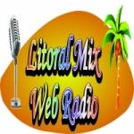 Logo da emissora Litoral Mix Web Rádio