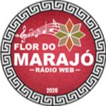 Logo da emissora Flor do Marajó Rádio Web