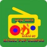 Logo da emissora Rádio Pop Mix Gospel