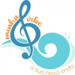 Logo da emissora Rádio Minha Vibe