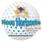 Logo da emissora Rádio Novo Horizonte Gospel