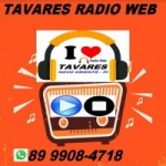 Logo da emissora Tavares Rádio Web