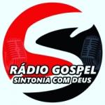 Logo da emissora Rádio Gospel Sintonia Com Deus Bom