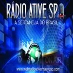 Logo da emissora Rádio Ative SP