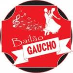 Logo da emissora Rádio Bailão Gaucho
