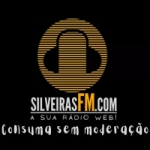 Logo da emissora Rádio Silveiras FM
