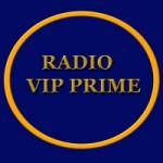 Logo da emissora Rádio Vip Prime