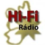 Logo da emissora Rádio Hi-Fi