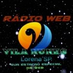 Logo da emissora Rádio Vila Nunes