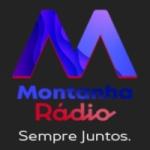 Logo da emissora Montanha Rádio