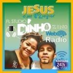 Logo da emissora Dj Dinho FL Estudio