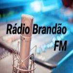 Logo da emissora Rádio Brandão FM