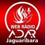Logo da emissora Web Rádio ADAR Jaguaribara