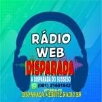 Logo da emissora Rádio Web Disparada