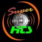 Logo da emissora Super Hits FM