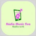 Logo da emissora Radio Music Five