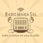 Logo da emissora Rádio Mania Sul