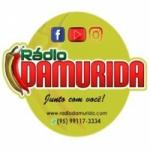 Logo da emissora Rádio Damurida