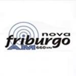 Logo da emissora Rádio Nova Friburgo 660 AM