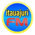 Logo da emissora Rádio Itauajuri FM