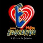 Logo da emissora Rádio Educativa 99.3 FM
