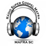 Logo da emissora Rádio Super Gospel Mafra