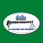 Logo da emissora Radio Sena FM