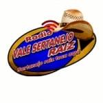 Logo da emissora Rádio Vale Sertanejo Raiz
