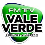 Logo da emissora FM e TV Vale Verde 87.9