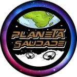 Logo da emissora Rádio Planeta Saudade