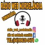 Logo da emissora Rádio Web Nordelândia