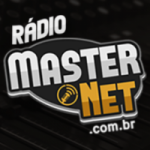 Logo da emissora Rádio Master Net