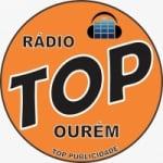 Logo da emissora Radio top Ourém