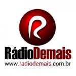 Logo da emissora Rádio Demais