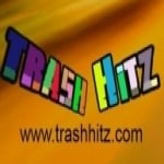 Logo da emissora Trash Hitz Flash Back Pop