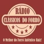 Logo da emissora Rádio Clássicos do Forró