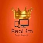 Logo da emissora Rádio Real FM Rio de Janeiro