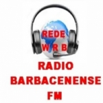 Logo da emissora Rádio Barbacenense FM