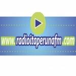 Logo da emissora Rádio Itaperuna Gospel FM