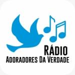 Logo da emissora Rádio Adoradores Da Verdade