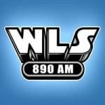 Logo da emissora Radio WLS 890 AM