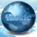 Logo da emissora Classic Web Rádio