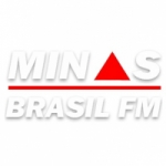 Logo da emissora Rádio Minas Brasil FM