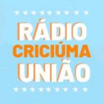 Logo da emissora Rádio União Criciúma