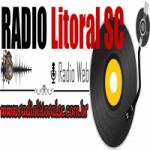 Logo da emissora Rádio Litoral SC