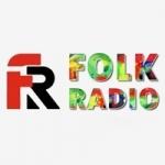 Logo da emissora Folk Radio