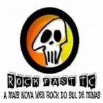 Logo da emissora Web Rádio Rock Fest TC
