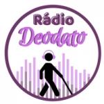 Logo da emissora Rádio Deodato
