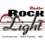 Logo da emissora Rádio Rock Light