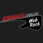 Logo da emissora Com40